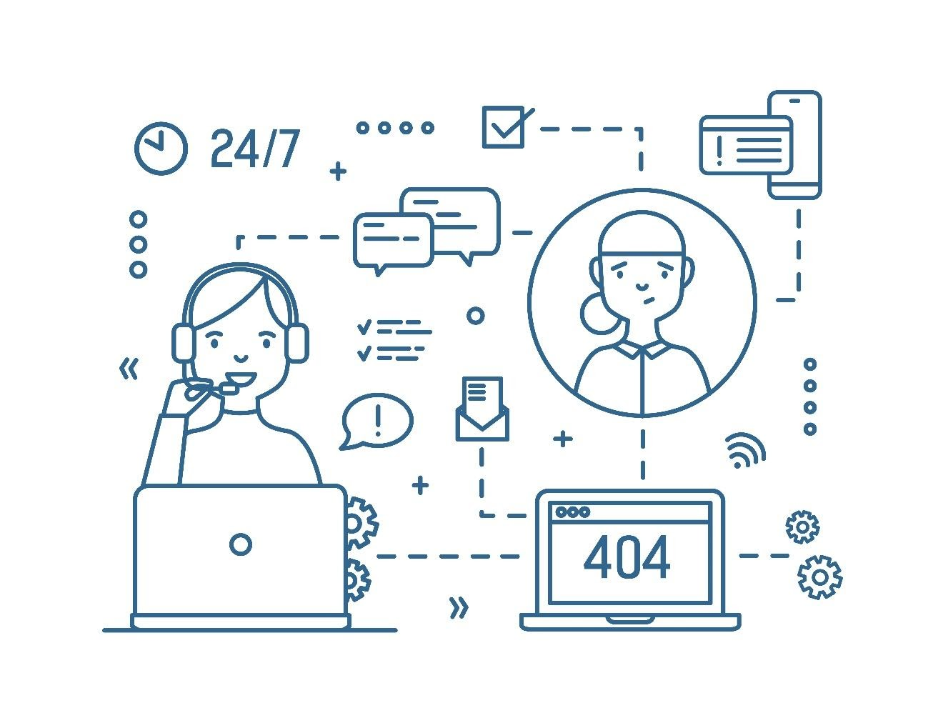 Le service client a une place cruciale dans la stratégie e-commerce